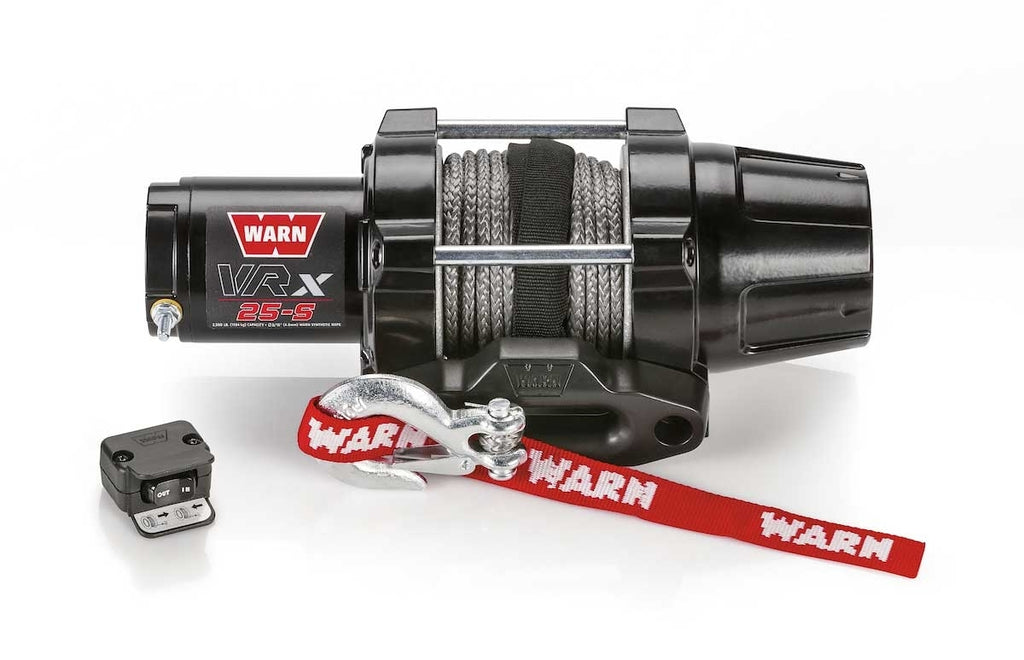 VRX 25-S SYNTHETIC WINCH  101020