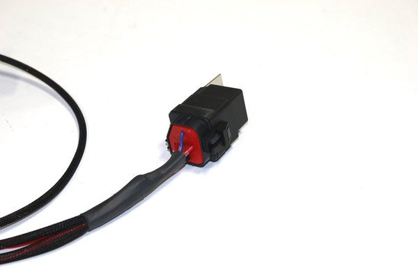 XTC Premium Polaris RZR XP Turbo Manual Coolant Fan Override Switch Kit