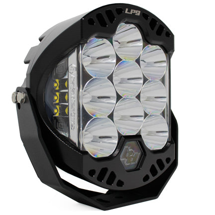 LED Light Pods High Speed Spot Pattern Clear LP9 Series Baja Designs