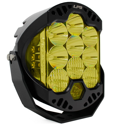 LED Light Pods Driving Combo Pattern Amber LP9 Series Baja Designs