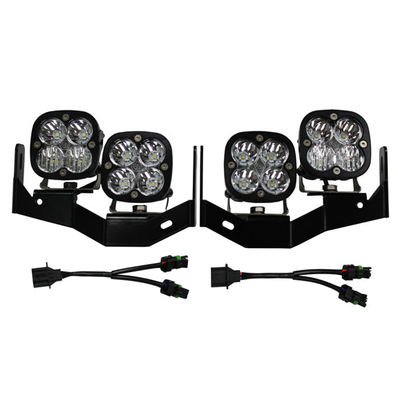 Polaris RZR 800 Headlight Kit 08-14 Sportsmen Baja Designs
