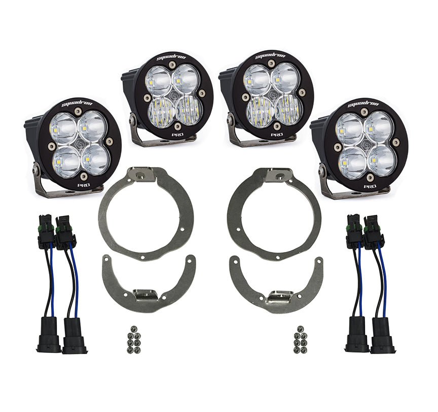 Can-Am Headlight Kit 13-16 Maverick/11-16 Renegade Kit Pro Baja Designs