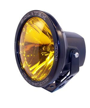 PreRunner Fog Light Covers Amber Lens Baja Designs