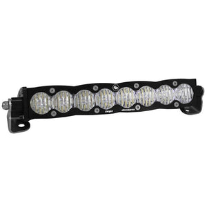 20 Inch LED Light Bar Single Straight Work/Scene Pattern S8 Series Baja Designs