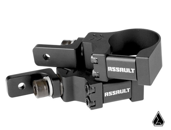 Assault Industries 90º Top Tube Light Bar Mount Brackets (Set of 2)