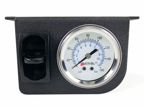 Air Control Panel (w/Single Gauge) by Leveling Solutions