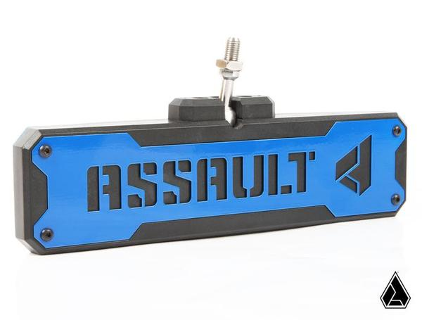 Assault Industries Bomber Convex Center Mirror Bezel Set