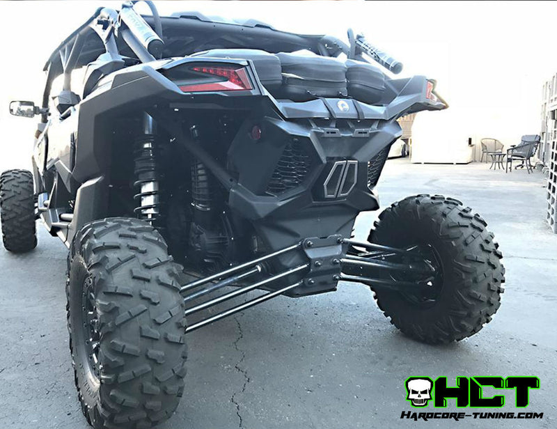 Can Am Maverick X3 Valvetronic Exhaust System Full