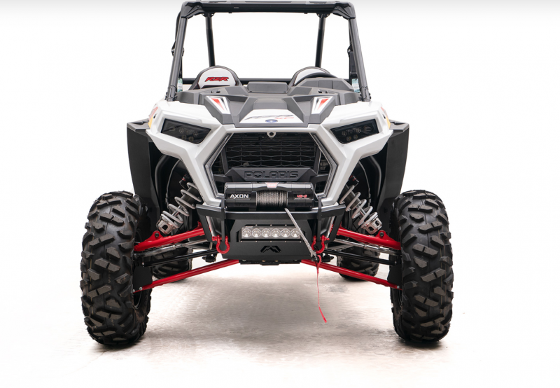 Fab Fours SXFB-1150-1 Winch Ready Front Bumper Polaris RZR XP 1000 2014-2019