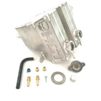 HCT 3530102 Turbo Split Tank 3.0 Cooling System Polaris RZR XP 2016-2019