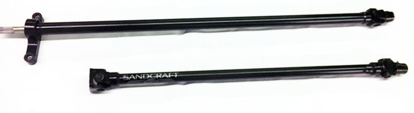 Sandcraft XP Turbo 4 Seat Full Replacement Driveshaft W Carrier