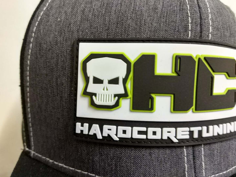 HCT Rubber Patch Hat Snap Back