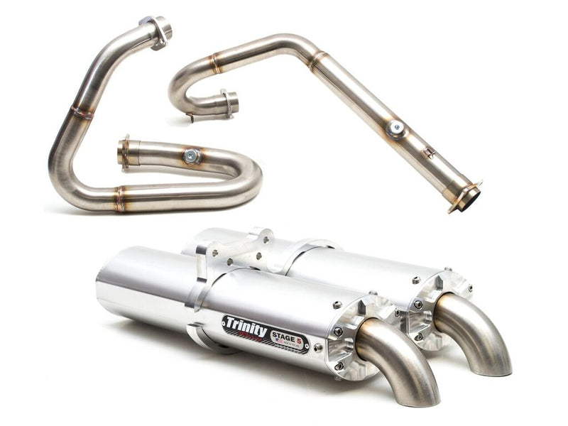 Trinity Racing Exhaust Arctic Cat Wildcat 1000