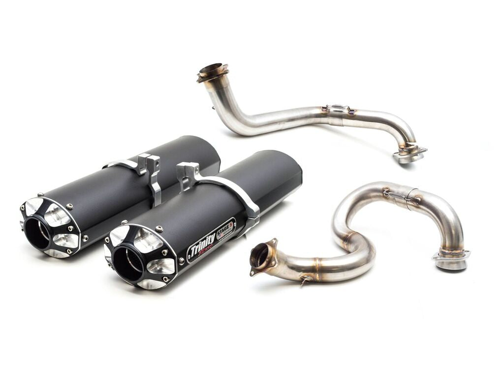 Trinity Racing Exhaust Can Am Maverick 1000
