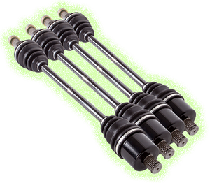 2016 Polaris RZR 1000 S Series CV Axle Upgrade