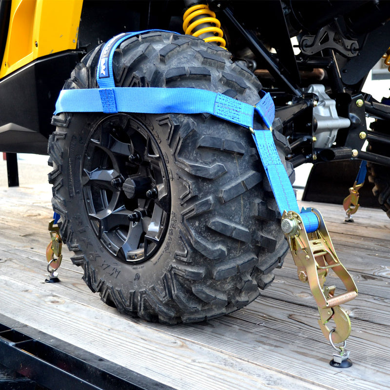 Mac's UTV (Side by Side) Tie Down Pack
