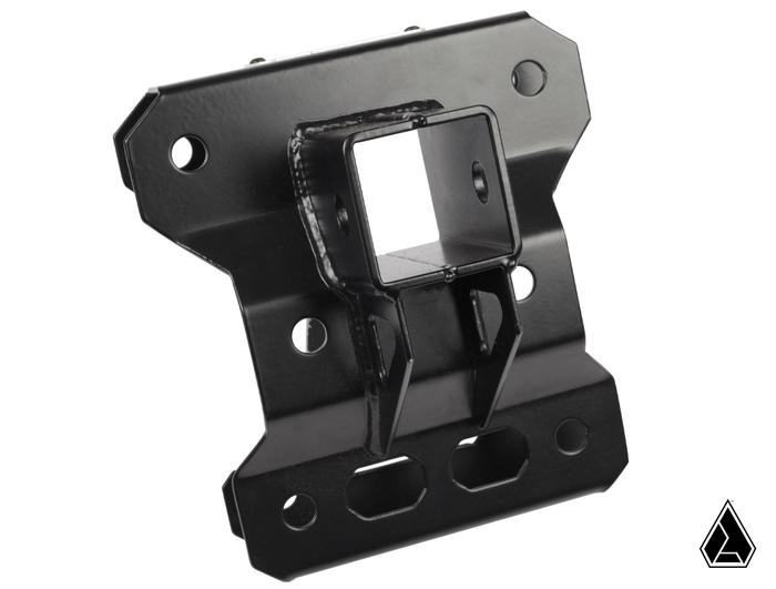 Assault Industries Heavy Duty Rear Chassis Brace with Tow Hitch (Fits: CanAm Maverick X3)