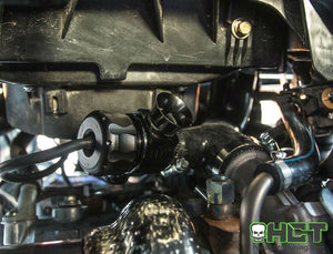 Can Am Maverick X3 Turbo bov Blow Off Valve with charge tube