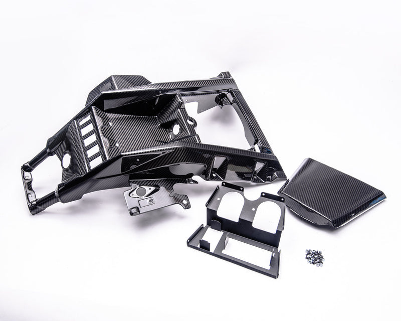 Agency Power Carbon Fiber Center Dash Can-Am Maverick X3
