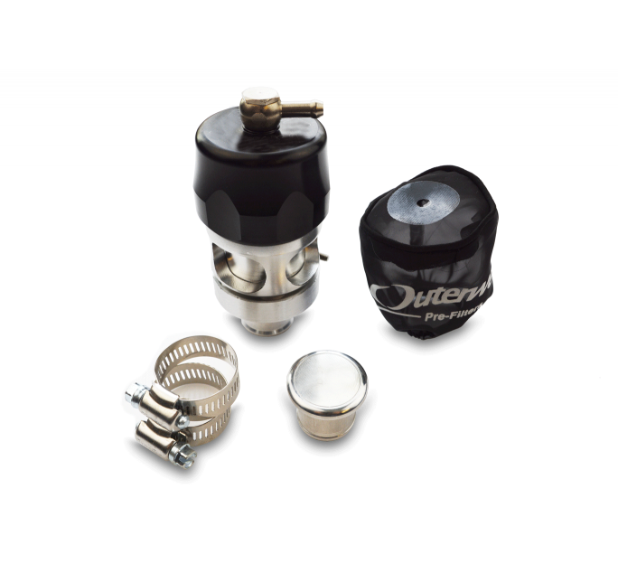 RZR Turbo Combo Deal! 2 Charge tubes and our billet Blow off Valve BOV