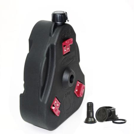 Cam Can with spout (can only) Black 2 gallon