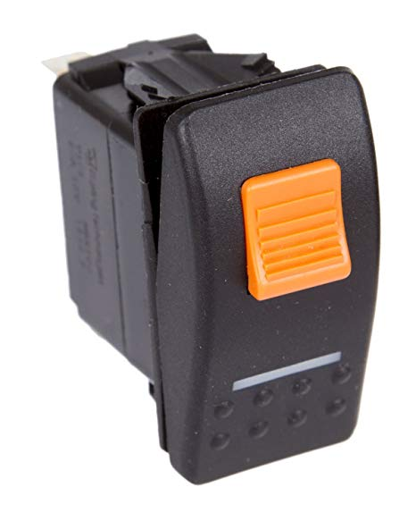 Locking Rocker Switch
