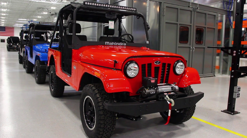 ECU Tuning Mahindra Roxor 2.5L Turbo Diesel Flash