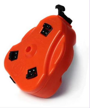 Cam Can Trail Box (box only) Orange