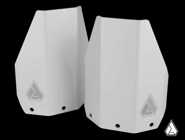 Assault Industries Shock Guards // Front (Fits: Polaris RZR)