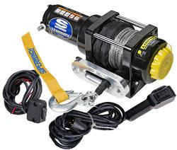 Superwinch LT4000SR 12v ATV/UTV Utility Winch - Synthetic Rope - 1140230
