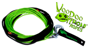 "1/4"" UTV and ATV VooDoo Offroad Winch Line"
