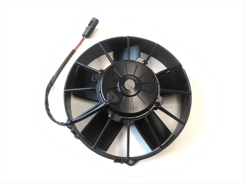 Can-Am X3 Intercooler upgraded fan