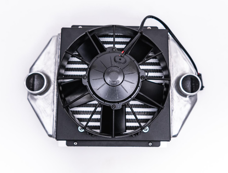 Can-Am X3 120hp 154hp fan shroud upgrade to 172hp!