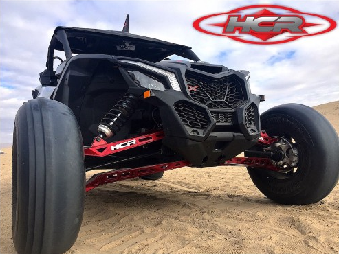 HCR CAN-AM Maverick X3 X RS 72 in OEM Elite Factory Replacement Suspension Kit