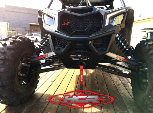 HCR Turbo S Dualsport Kit
