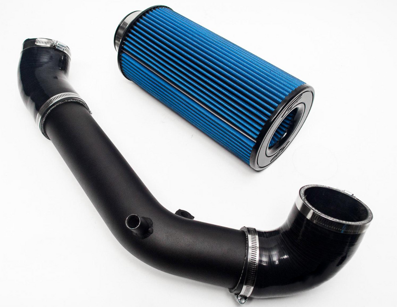 Agency Power Silicone Intake J-Tube Polaris RZR XP Turbo charge tube