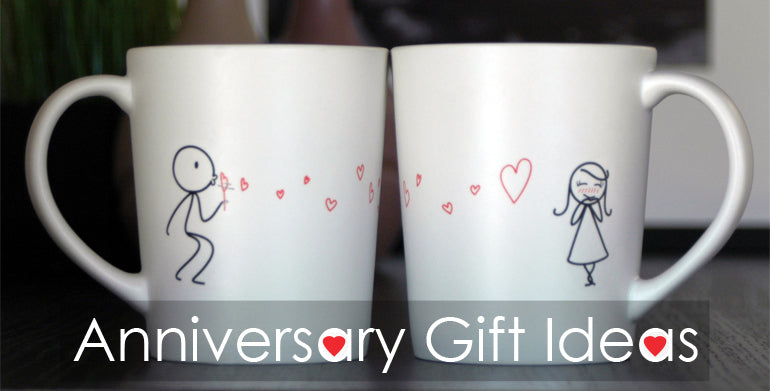 Romantic anniversary gifts for couples unique dating for Gift for anniversary for couple
