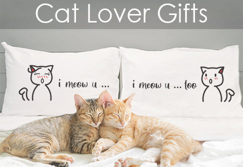 I Meow You Cat Lover Gifts for Couples