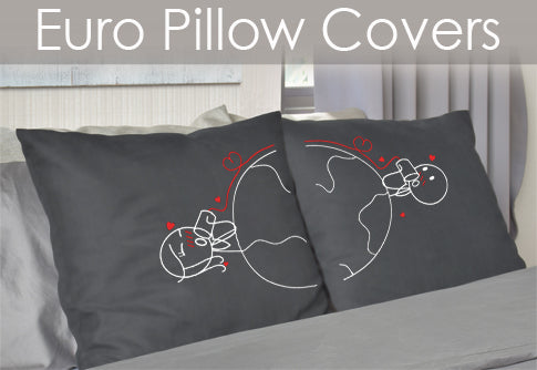 Shop By Category: Euro Pillow Covers