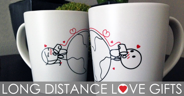 Long Distance Relationship Gifts - LDR Love Gifts for Him or Her ...