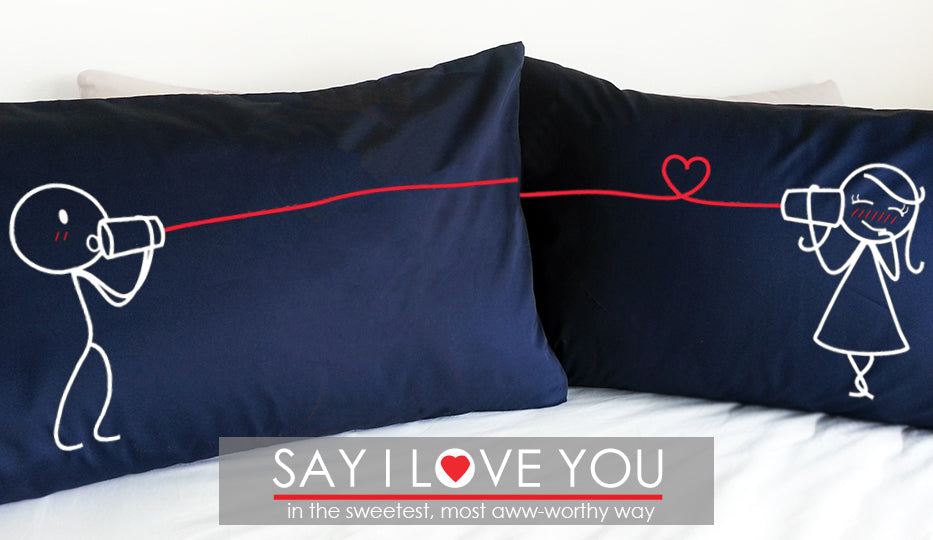 BoldLoft Say I Love You Couple Gifts