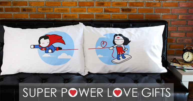Super Power Love Couple Gifts