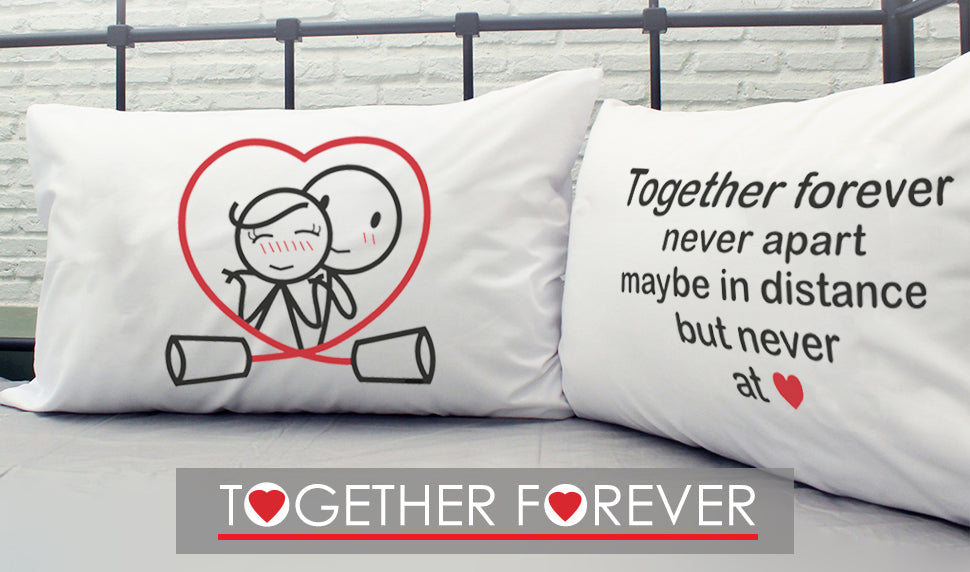 Together Forever Couple Gifts
