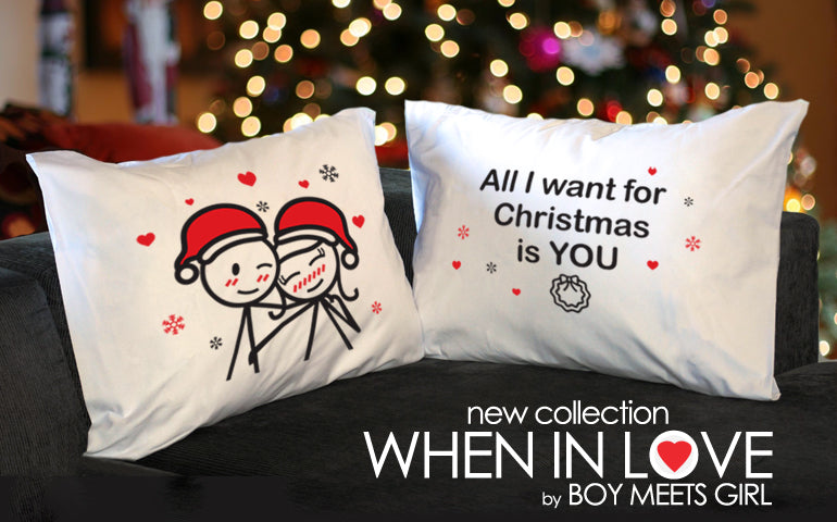 Merry Christmas Couple Gifts