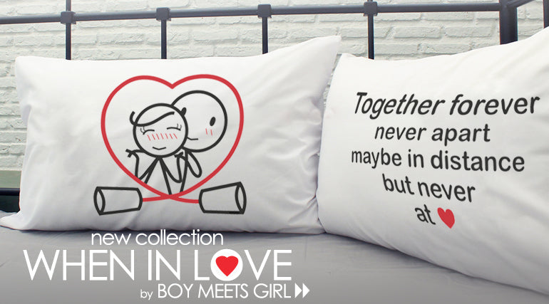 When In Love Collection