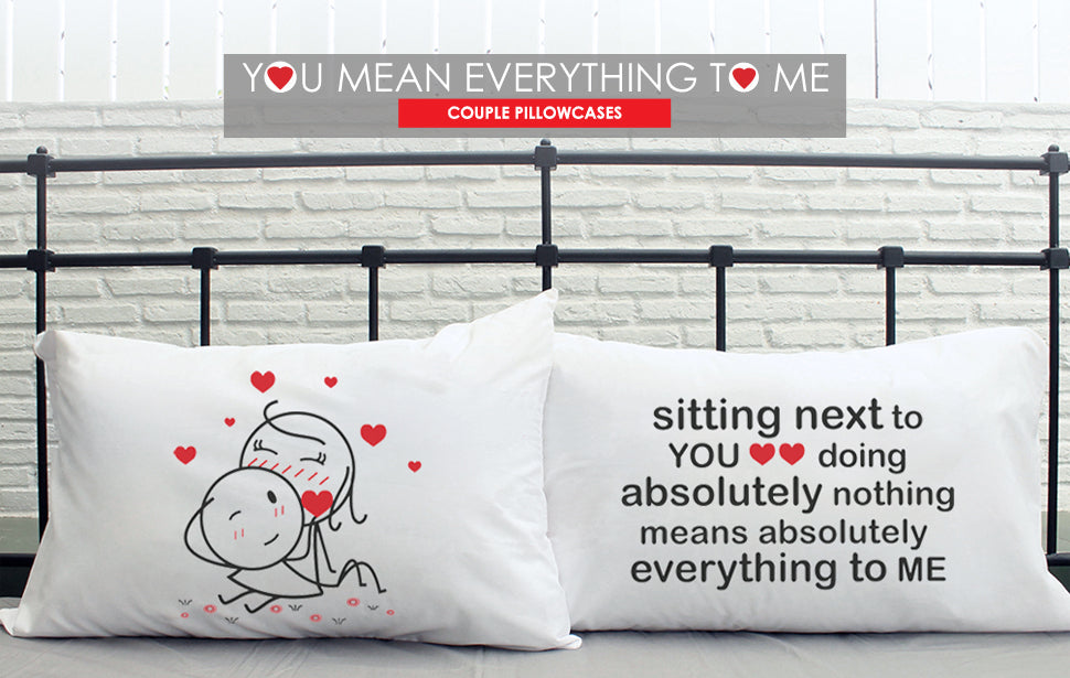 You Mean Everything to Me Gifts for Couples
