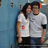 BoldLoft Love is on the Way Couple Shirts