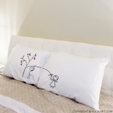 Love Grows for You™ Couple Pillowcases