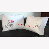 All My Love For You™ Couple Pillowcases
