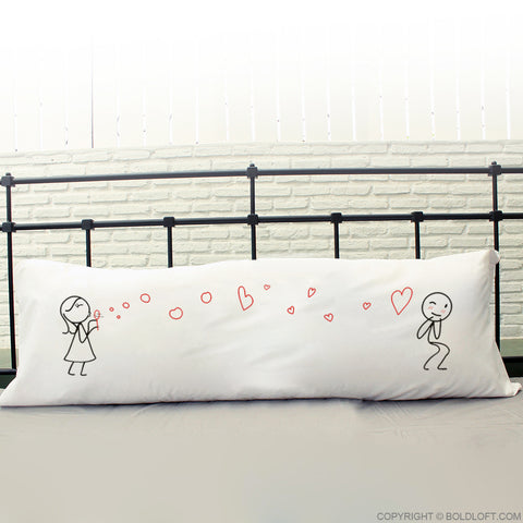 body pillowcases couples gifts for him and her